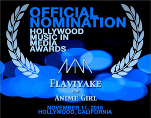 The award nomination