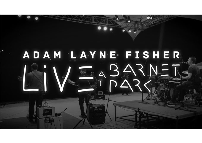 """""""Live at Barnet Park"""" – Adam Layne Fisher truly shines for Christ in a way that can reach so many people!"""