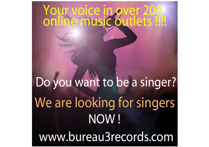 Bureau 3 records new international format to find singing for Bureau records