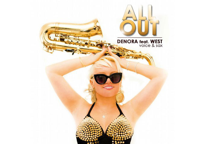 """DENORA: """"All Out"""" ft. West – a tapestry of sonic plentitude!"""