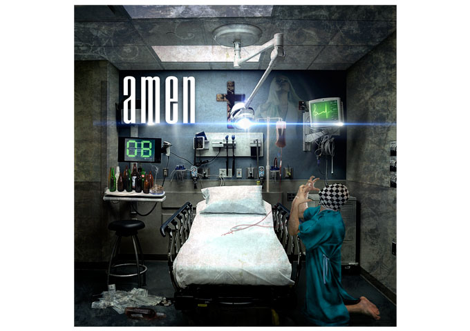 "Omar Bowing: ""Amen"" adds a dominant hypnotic spark to the band's sound"