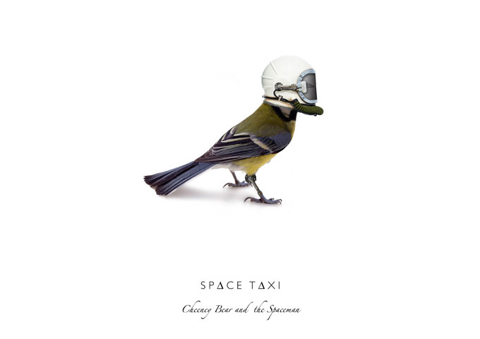 "SPACE TAXI: There are absolutely mesmerizing pieces crammed into ""Cheeney Bear and the Spaceman"""