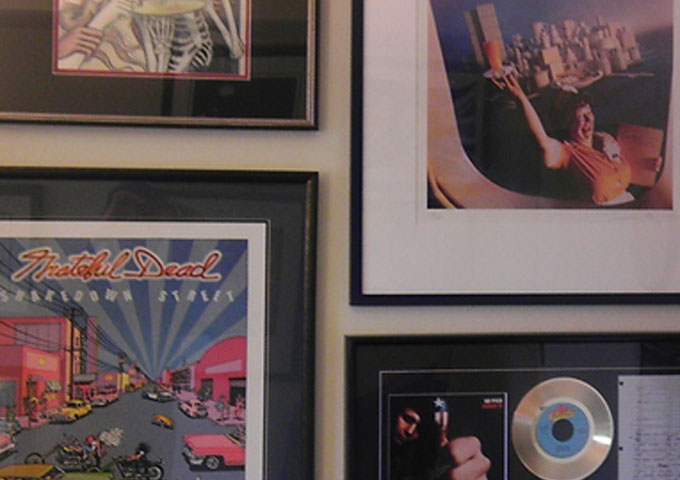 Mike Goldstein Announces The 2015 Inductees into the Album Cover Hall of Fame