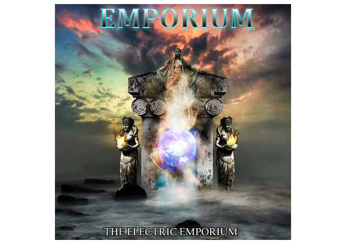 "Emporium: ""THE ELECTRIC EMPORIUM"" is a great merging of indie pop with lots of psychedelic feel"