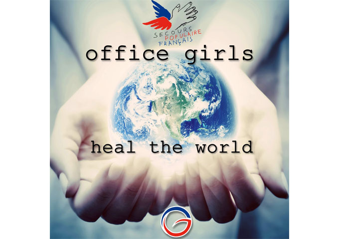 PLEASE HEAL THE WORLD WITH OFFICE GIRLS – ALL PROFITS TO CHARITY