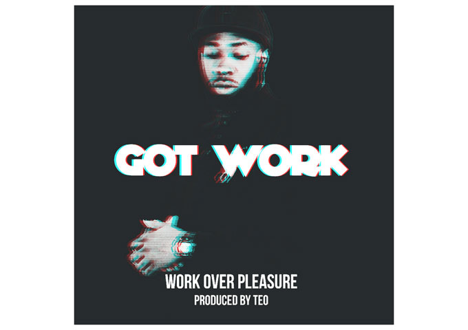Interview with 'Work Over Pleasure', one of today's rising Hip Hop artists