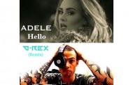 "DJ D-Rex: ""Hëłłō (D-Rex Remix)"" carves out an entrancing, hard-hitting club banger from the Adele original!"
