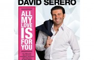 "David Serero: ""ALL MY LOVE IS FOR YOU"" has a wide variety of music, and David nails every bit of it!"