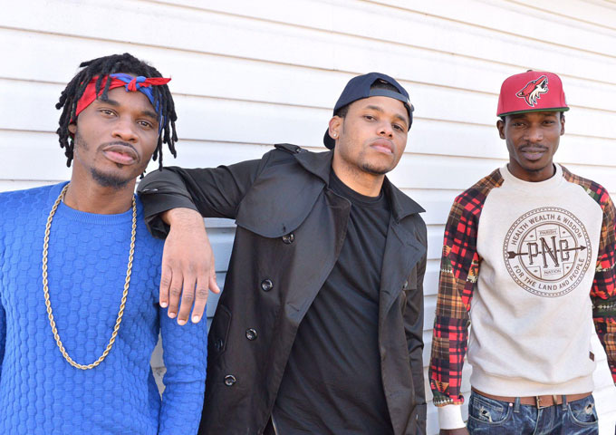 "The Bros: ""Hit The Wave"" – If you're looking for solid rhymes, you can't miss here!"
