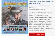 Jamsphere Indie Music Magazine February 2016
