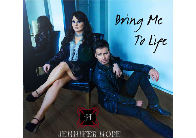 """Jennifer Hope: """"Bring Me To Life"""" distorts definitions, upends conventions, and enthralls the listener"""