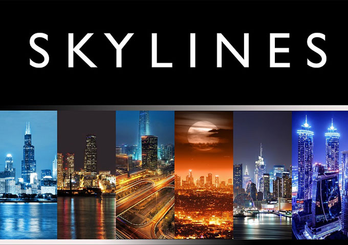"Keith Richie: ""Skylines"" – magnetic electronic overtures, from city to city!"