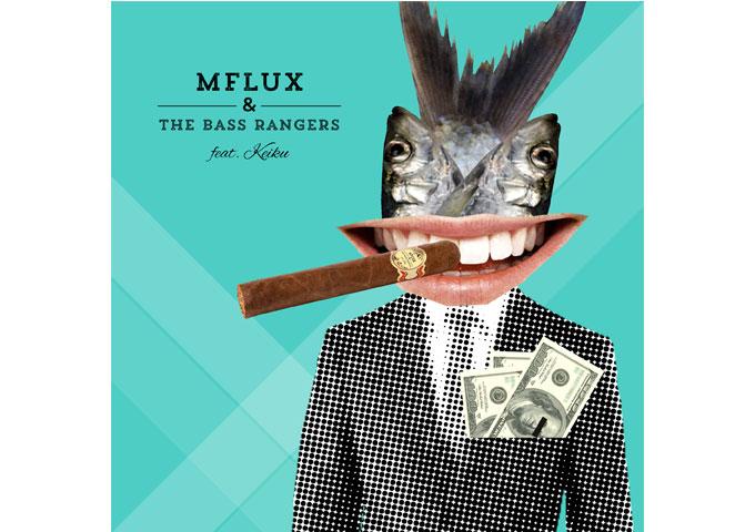 "Mflux & The Bass Rangers: ""Fischkopf"", featuring Keiku – Country EDM at it's grooviest!"