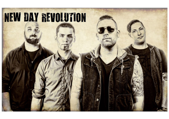 "New Day Revolution: ""The American Dream Is a Lie"" is an amazing combination of emotion and power"