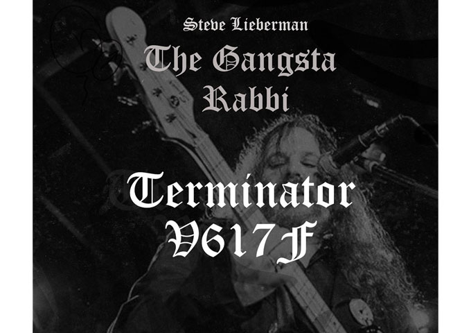 "Steve Lieberman: ""Terminator V617F"" – Fighting the desire to conform!"
