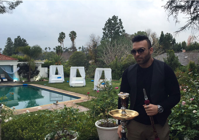 Director and Producer Tarik Freitekh Celebrates Amazing 16 Million Dollar Mansion With New Music Video