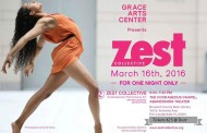 Fort Lauderdale, Florida: Grace Arts Center Presents The Zest Collective – March 16, 2016