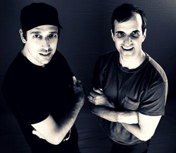 Mark Sarro & Matt Harrigan