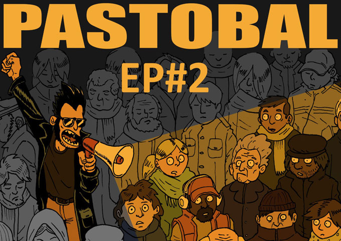 """Pastobal: """"EP#2"""" – a creative philosophy that hasn't been seen in the folk-rock scene since the late 60's"""