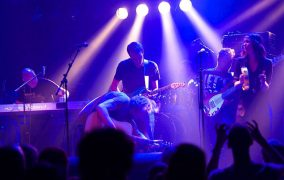 Rob Klerkx & The Secret announce the release of their latest album 'Live at IJland Studio'