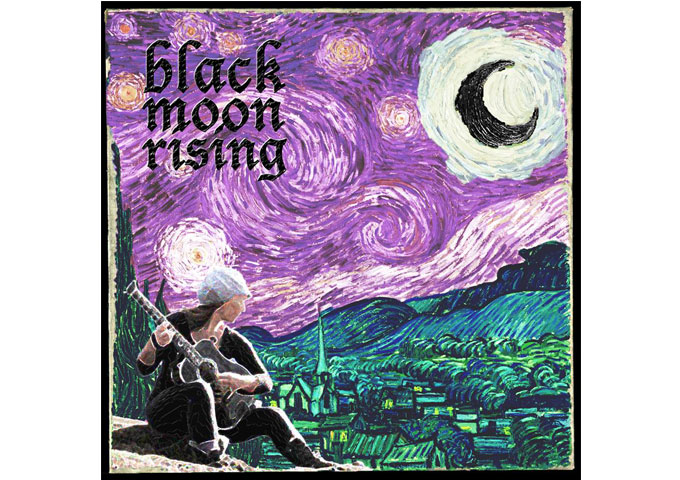 """Angela Marie Cross: """"Black Moon Rising"""" – an intimate alt-pop mini symphony that requires full attention!"""