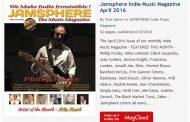 Jamsphere Indie Music Magazine April 2016