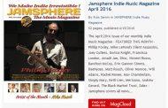 Jamsphere Indie Music Magazine April 2016