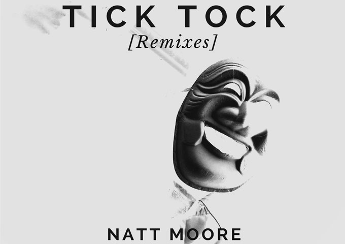 """Natt Moore: """"Tick Tock & Remixes EP"""" – another hypnotic, hyper captivating and mesmerizing release!"""