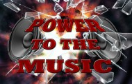 """Oliver Monroe: """"Power To The Music"""" is the prescription for your 80's and 90's rock and metal fever!"""