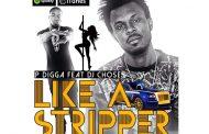 "P DIGGA: ""Like a Stripper"" ft. DJ CHOSE bangs in the trunk!"