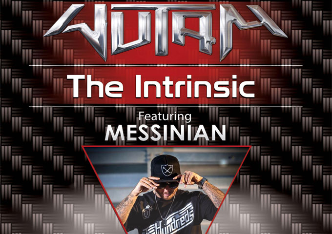 """DJ Wutam: """"The Intrinsic (Feat Messinian)"""" is full-on Dubstep madness hosting gut-busting rhymes!"""