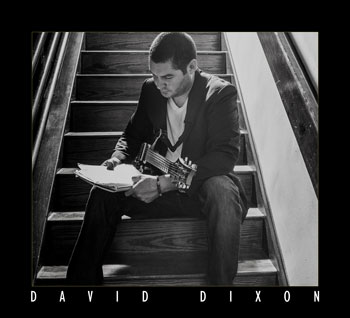 The David Dixon album cover