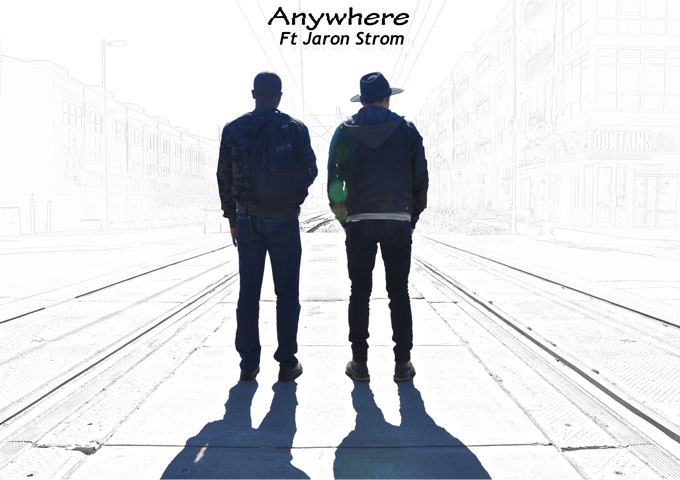 """Anywhere"": KM ft. Jaron Strom – smart, inspired and completely focused!"