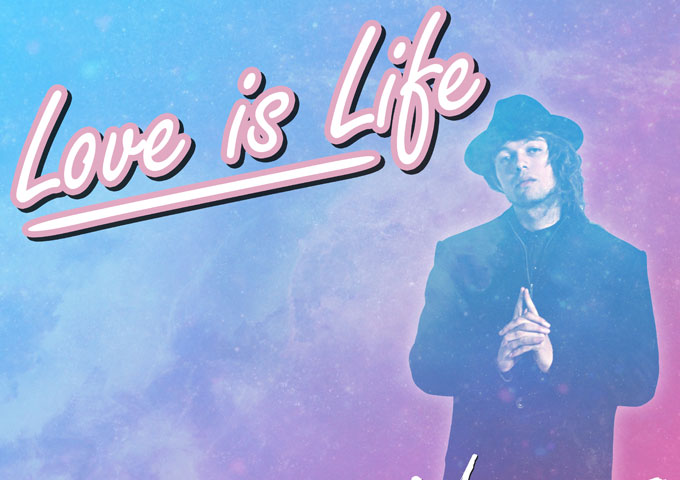 """Adonnis: """"Love Is Life"""" – melodic and non-abrasive tunes that utilizes brilliant instrumentation!"""