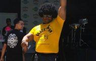 "Chris Fraley talks about the Superhero ""Blackman"""