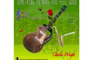 "Charles Wright: ""Something to Make You Feel Good"" – retro flavors fused with modern urban temptation!"