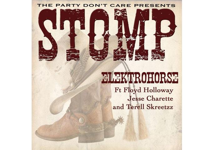 "ElektroHorse: ""Stomp"" ft. Floyd Holloway, Jesse Charette & Terell Skreetzz – Country Dance Music!"