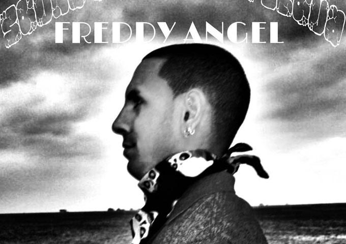 """Freddy Angel: """"Sound of The Dark Cloud"""" displays a free-form spirit!"""