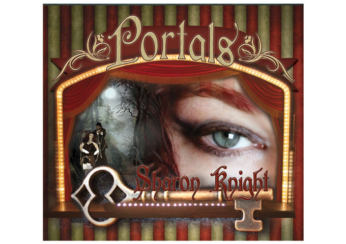 """Sharon Knight: """"Portals"""" is at once both traditional and innovative!"""