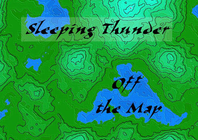 """Sleeping Thunder: """"Off the Map"""" – conjuring visions of nature in all its unbridled beauty"""