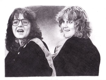 Susan Fassbender & Kay Russell