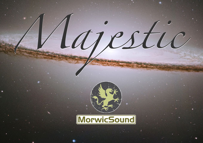 "Morwic: ""Majestic"" – a passionate set of soundscapes that evoke mystical emotion"
