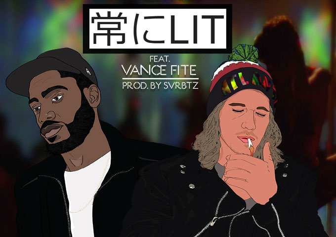 "The Fleet Music: ""Constantly Lit"" Ft. Vance Fite – a free-spirited feeling that is infectious to the listener"