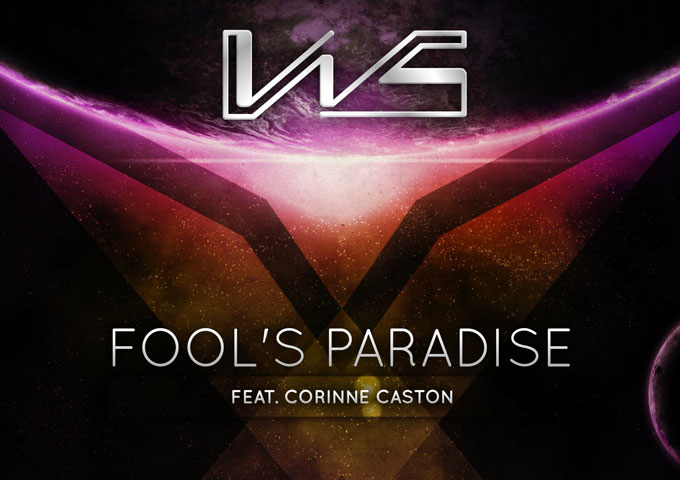 V.n.S – 'Fool's Paradise' featuring Corinne Caston in a sultry bed of slow burning music!