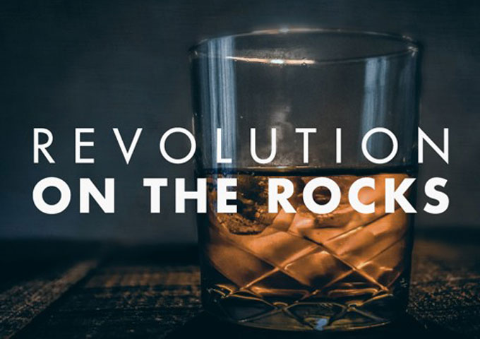 """Calle Ameln: """"Revolution on the Rocks"""" – the art of putting heartfelt emotions into words!"""