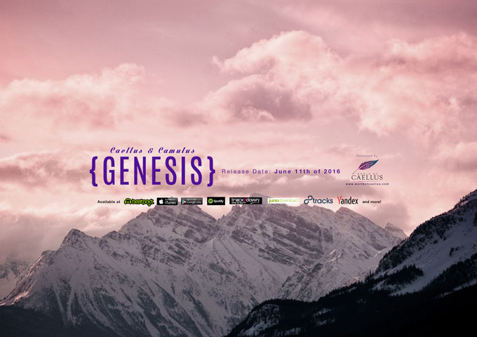 WORLD OF CAELLUS TO RELEASE 'GENESIS,' MUSIC ALBUM AND STORY CHAPTER THIS JULY