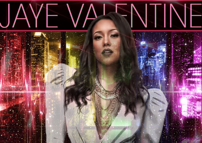 """Jaye Valentine Debuts New Sound with the Release of Her Highly Anticipated EP, """"SPECTRUM"""""""