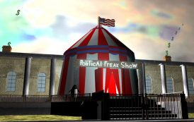 "Roger Cole & Paul Barrere: ""Political Freak Show"" – their chemistry and talent reaches an apex!"