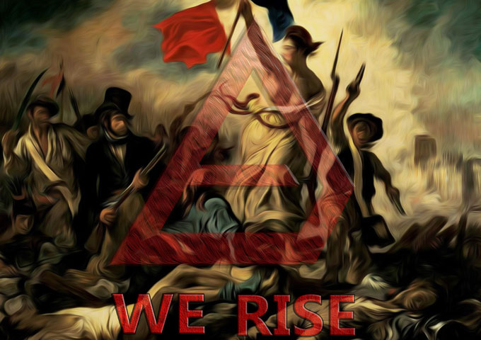 """AES: """"We Rise""""- a nod to French history and an existential quest about the future of humanity"""