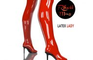 Hot Video Release 'Latex Lady' New Single by Grammy Award Nominee Rhett May